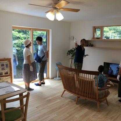 完成見学会はいいことだらけ1 熊本の注文住宅工務店ファミリアホーム