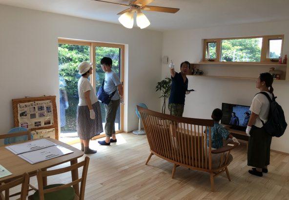 完成見学会はいいことだらけ1|熊本の注文住宅工務店ファミリアホーム