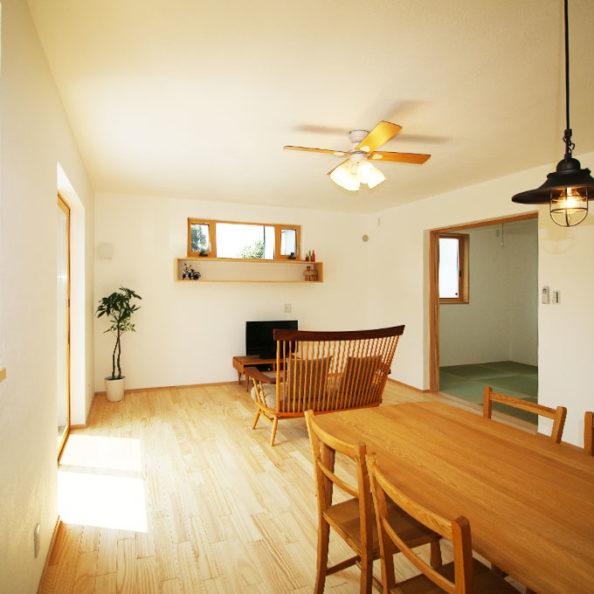 施工事例7|熊本の注文住宅工務店ファミリアホーム