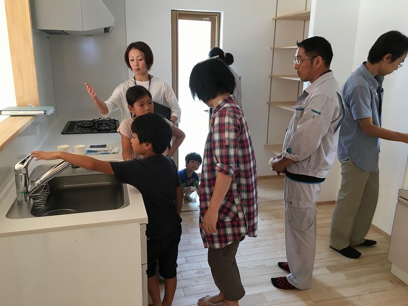 熊本市東区戸島西のお引渡し4|熊本の注文住宅工務店ファミリアホーム
