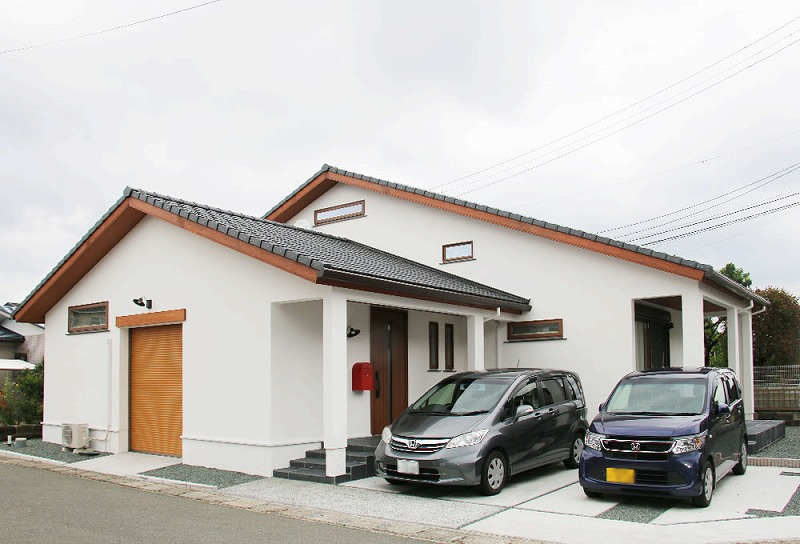 施工事例1|熊本の注文住宅工務店ファミリアホーム