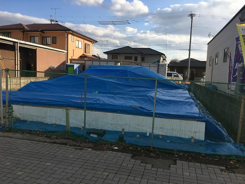 基礎工事完了2|熊本の注文住宅工務店ファミリアホーム
