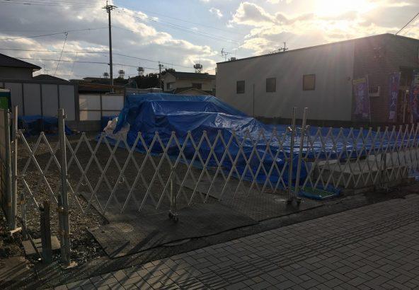 基礎工事完了1|熊本の注文住宅工務店ファミリアホーム