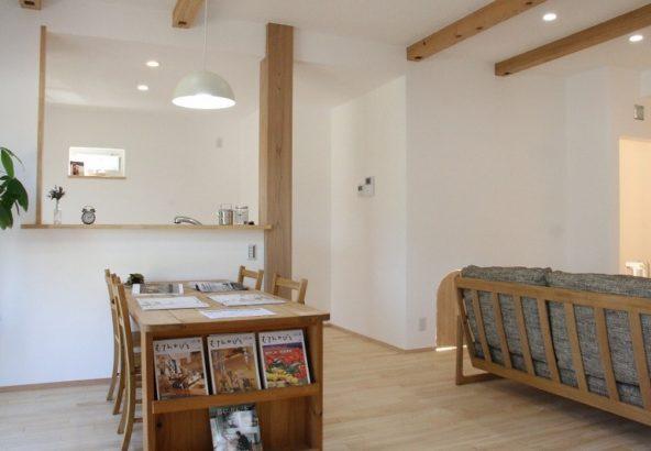 夏涼しく冬暖かい家2|熊本の注文住宅工務店ファミリアホーム