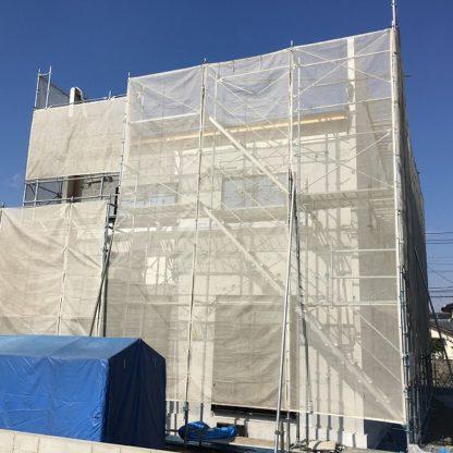 現場美化と安全管理1|熊本の注文住宅工務店ファミリアホーム