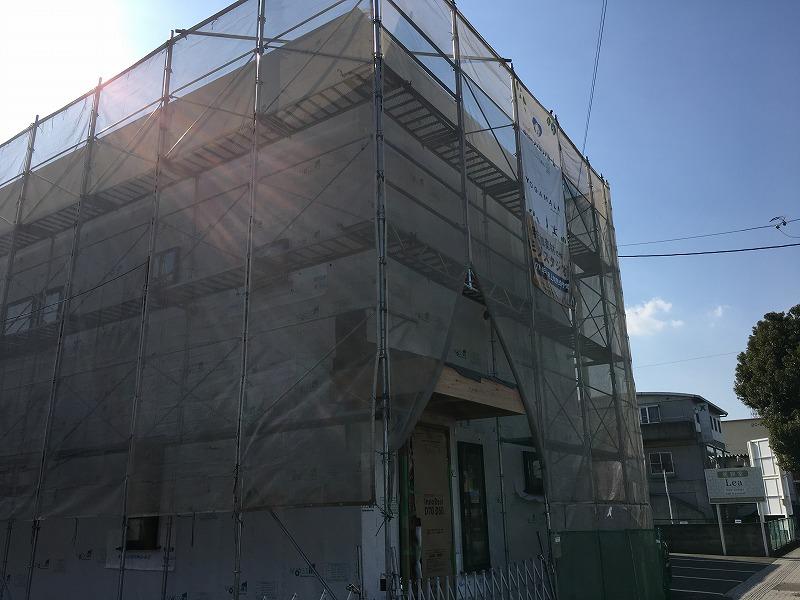 現場美化と安全管理3|熊本の注文住宅工務店ファミリアホーム