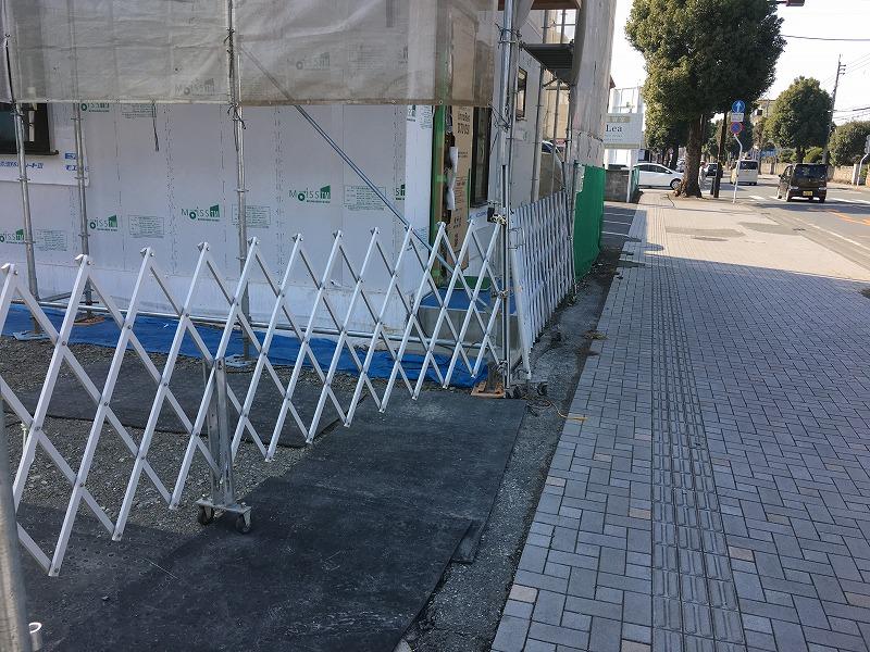 現場美化と安全管理2|熊本の注文住宅工務店ファミリアホーム
