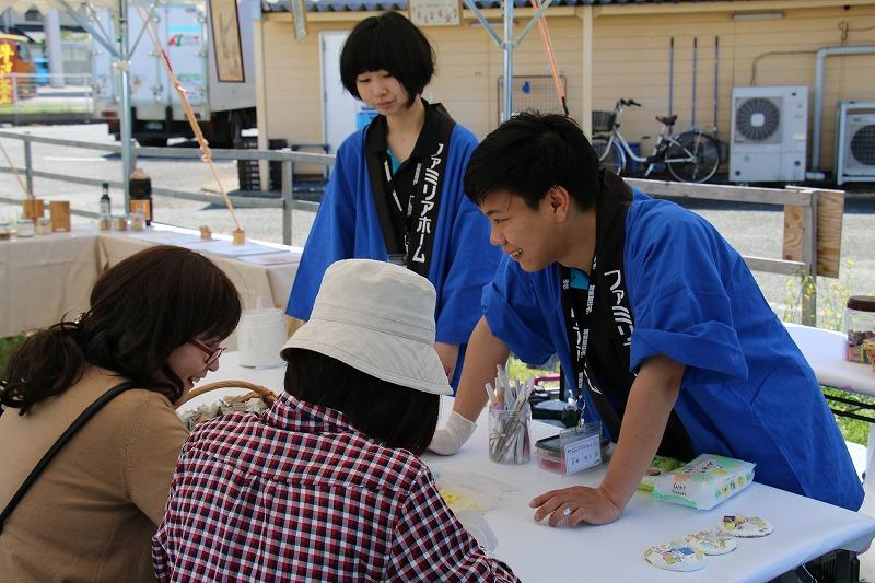 無添加マーケット大盛況でした2|熊本の注文住宅工務店ファミリアホーム