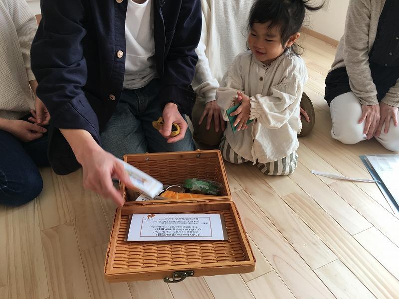 お家のお引渡し1 熊本の注文住宅工務店ファミリアホーム
