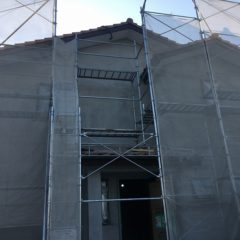 大津町・新築工事の進捗1|熊本の注文住宅工務店ファミリアホーム