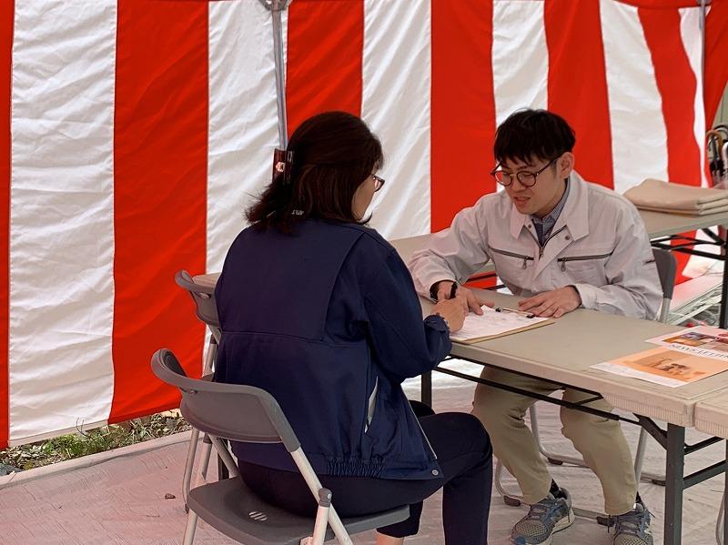 見学会準備3|熊本の注文住宅工務店ファミリアホーム
