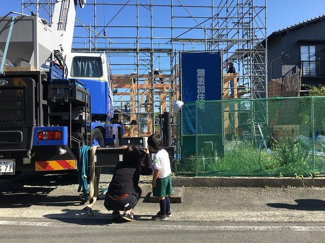 合志市須屋 上棟1|熊本の注文住宅工務店ファミリアホーム