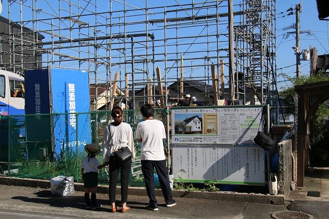 合志市須屋 上棟5|熊本の注文住宅工務店ファミリアホーム