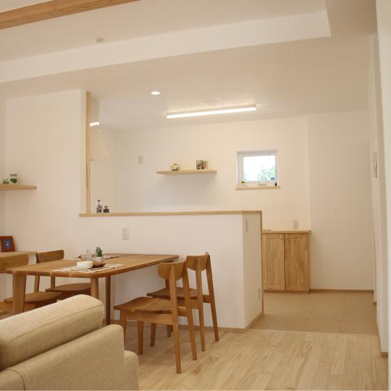 【大津町室】施工事例1|熊本の注文住宅工務店ファミリアホーム