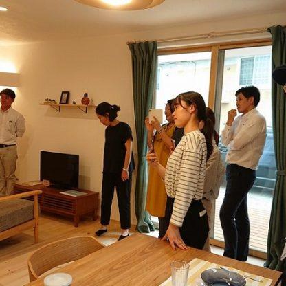 研修5 熊本の注文住宅工務店ファミリアホーム