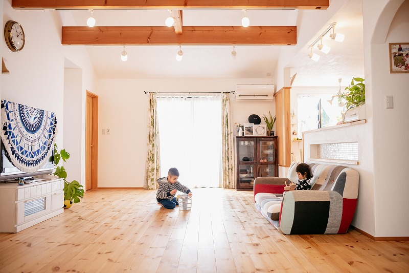 空気2 熊本の注文住宅工務店ファミリアホーム