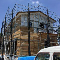 N様邸上棟式1|熊本の注文住宅工務店ファミリアホーム