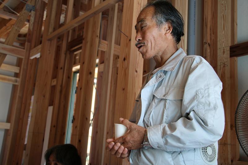 N様邸上棟式2|熊本の注文住宅工務店ファミリアホーム