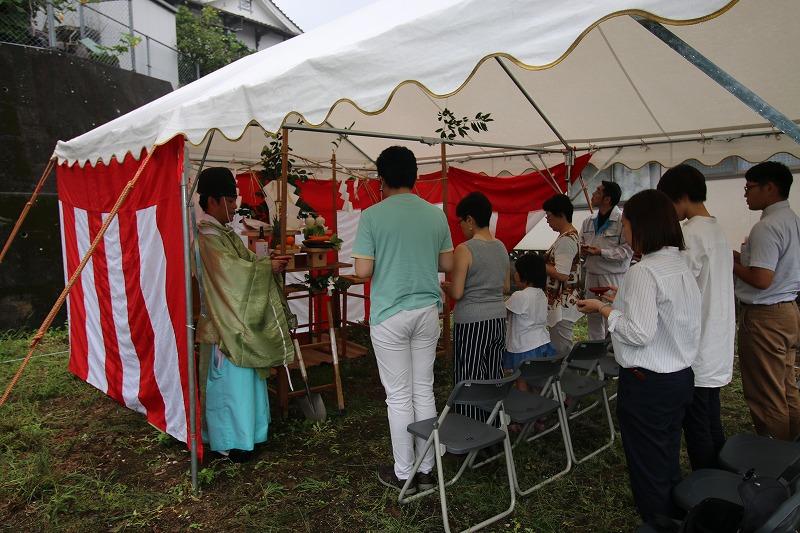熊本市西区松尾地鎮祭2|熊本の注文住宅工務店ファミリアホーム
