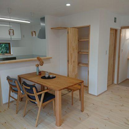 収納1 熊本の注文住宅工務店ファミリアホーム