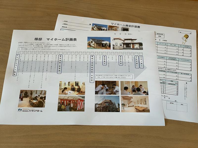 家づくりのお金の注意点1 熊本の注文住宅工務店ファミリアホーム