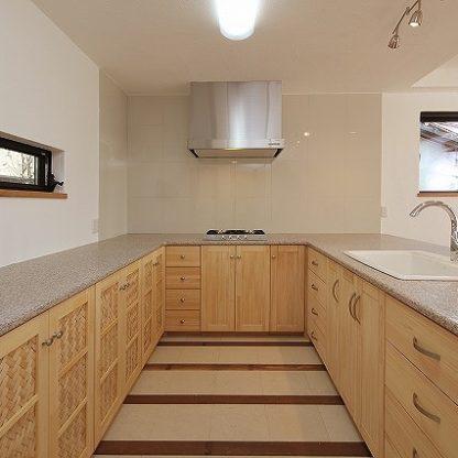 キッチンにこだわりたい方へ!1 熊本の注文住宅工務店ファミリアホーム