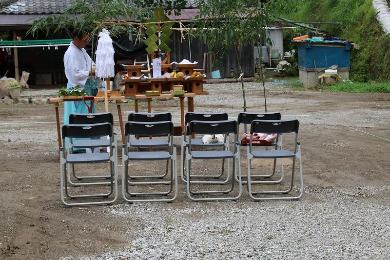 地鎮祭|熊本の注文住宅工務店ファミリアホーム