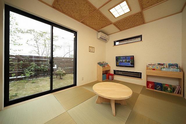 夏も冬も窓の結露を防止する3つのポイント!2|熊本の注文住宅工務店ファミリアホーム