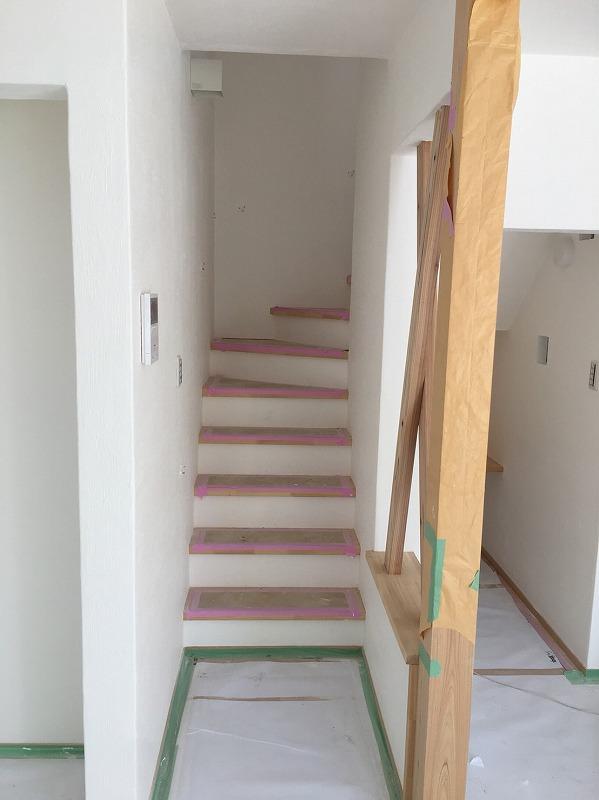 家づくりの流れ・建物完成間近!6|熊本の注文住宅工務店ファミリアホーム