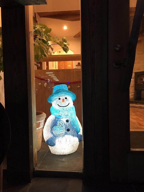 クリスマスイルミネーション1 熊本の注文住宅工務店ファミリアホーム
