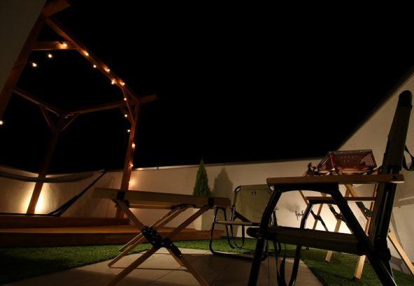 夜の見学会1|熊本の注文住宅工務店ファミリアホーム