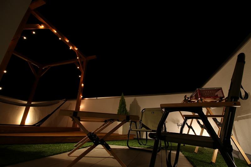 夜の見学会1 熊本の注文住宅工務店ファミリアホーム