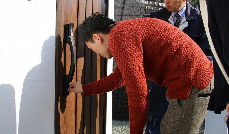 T様邸の家祓い、お引渡し!3 熊本の注文住宅工務店ファミリアホーム